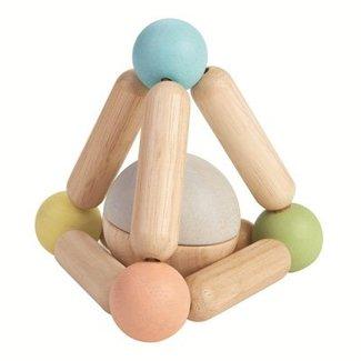 Plan Toys Rammelaar | Driehoek