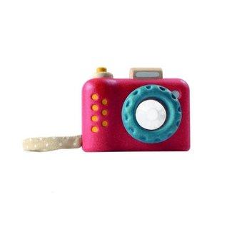 Plan Toys Houten Fotocamera