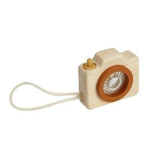 Plan Toys Houten Mini Fotocamera
