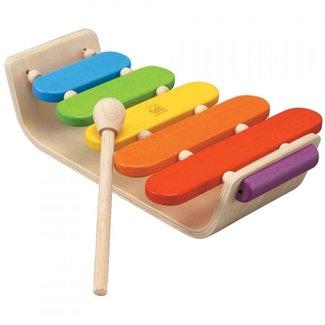 Plan Toys Houten Ovale Xylofoon
