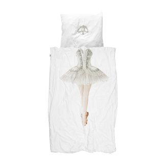 Snurk Dekbedovertrek Ballerina | 140 x 200 cm