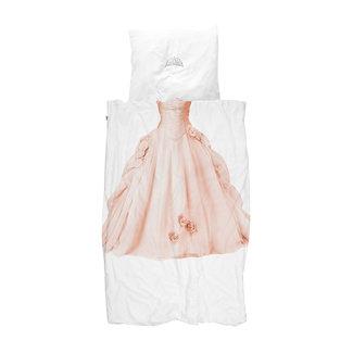 Snurk Dekbedovertrek Princess Pink | 140 x 200 cm