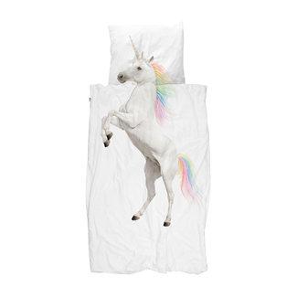 Snurk Dekbedovertrek Unicorn | 140 x 200 cm