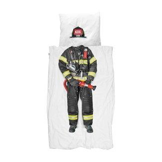 Snurk Dekbedovertrek Firefighter | 140 x 200 cm