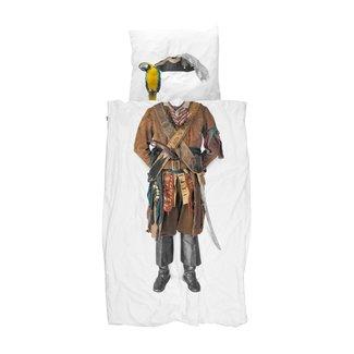 Snurk Dekbedovertrek Piraat | 140 x 200 cm
