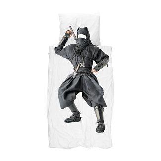 Snurk Dekbedovertrek Ninja | 140 x 200 cm