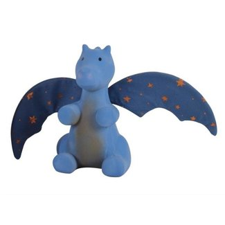 Tikiri Fairytales Draak Midnight | Blauwe Vleugels