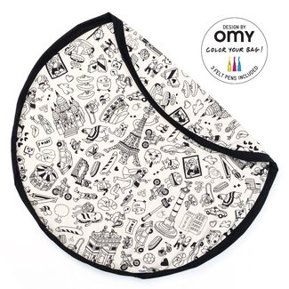 Play & Go Opbergzak | Speelkleed Omy Paris