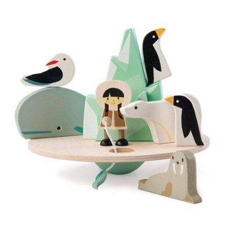 Tender Leaf Toys Balanceerspel Arctic Circle