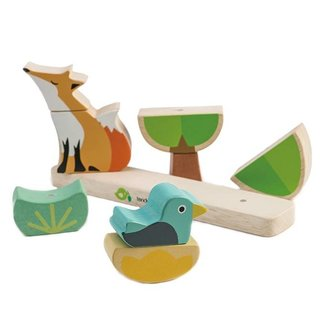 Tender Leaf Toys Foxy Magnetic Stacker
