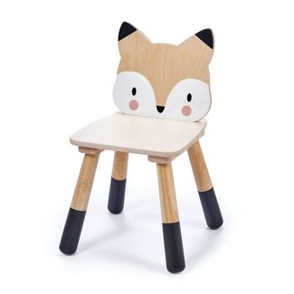 Tender Leaf Toys Houten Kinderstoel Vos | Forest Fox Chair