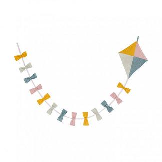 Roommate Kite Vlaggenlijn Multi Pastel