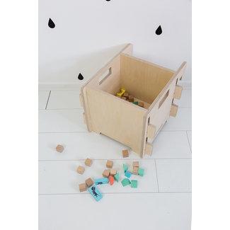 Woonlief Speelgoedbak