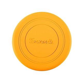 Scrunch Frisbee | Mustard