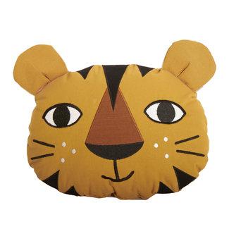 Roommate Tijger Kussen - Tiger Cushion