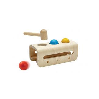 Plan Toys Hamerbank | Hammer Balls
