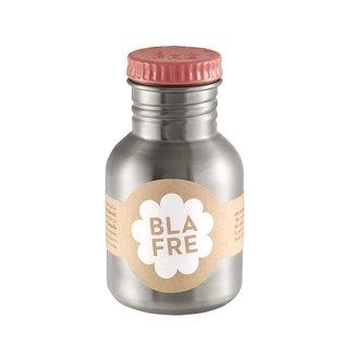 Blafre Stalen drinkfles 300ml | Roze