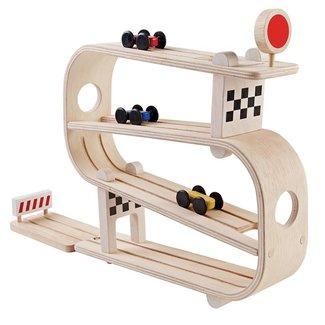 Plan Toys Racebaan | Ramp Racer