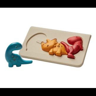 Plan Toys Dino Puzzel