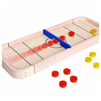 Plan Toys 2-in-1 Sjoelbak | Shuffleboard