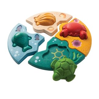 Plan Toys Marine Puzzel