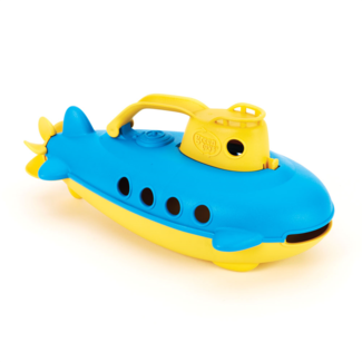 Green Toys Duikboot | Geel Handvat
