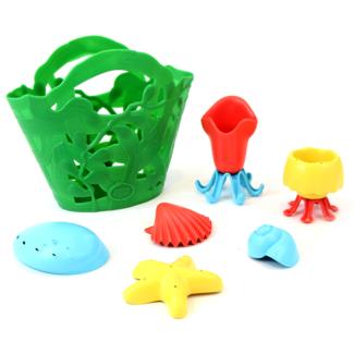 Green Toys Bad- en strandspeelgoed | Groen