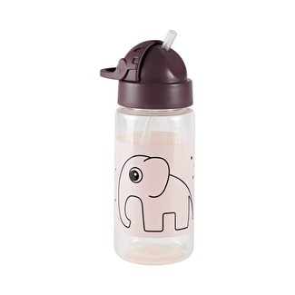 Done by Deer Drinkfles Straw bottle | Elphee Powder