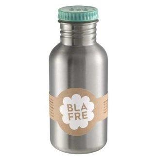 Blafre Stalen drinkfles 500ml | Blauw