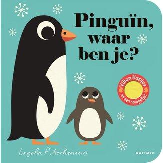 Gottmer Kinderboek | Pinguïn, waar ben je?