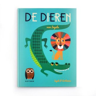 Gottmer Kinderboek | De dieren van Ingela