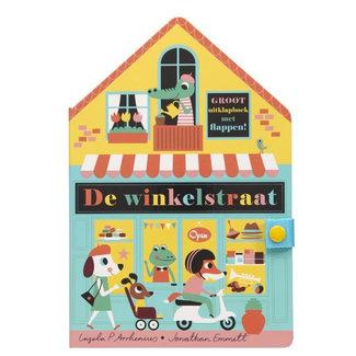 Gottmer Kinderboek | De winkelstraat
