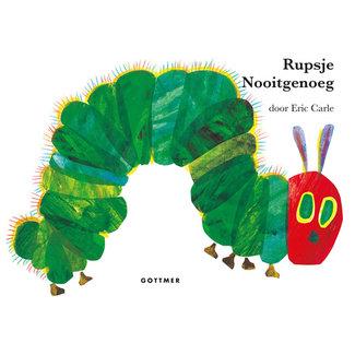 Gottmer Kinderboek   Rupsje Nooitgenoeg