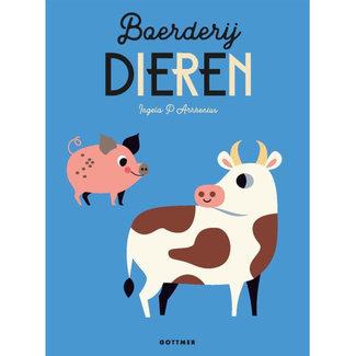 Gottmer Kinderboek | Boerderijdieren