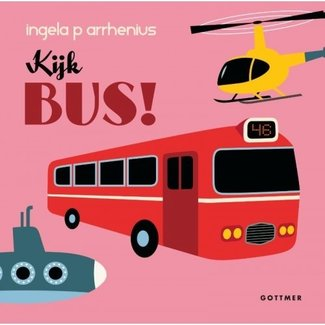 Gottmer Kinderboek | Kijk Bus!