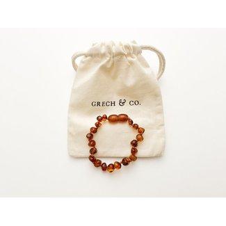 Grech & Co. Barnsteen Kinderarmband | Strength