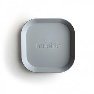 Mushie Borden Vierkant | Cloud  (2 stuks)