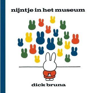 Dick Bruna Nijntje in het museum