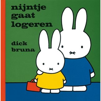 Dick Bruna Nijntje gaat logeren