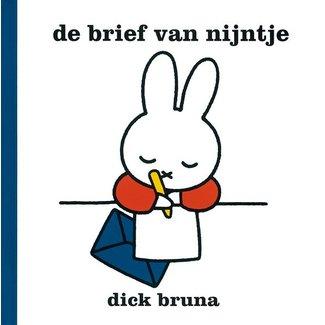 Dick Bruna De brief van Nijntje