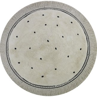 Tapis Petit Vloerkleed Anna | Dots Cream