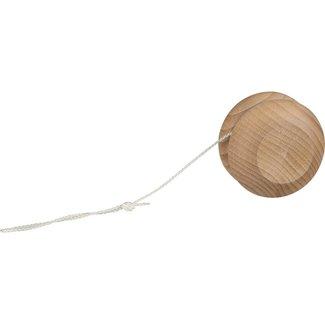 Goki Houten Yo-Yo | Gebeitst hout
