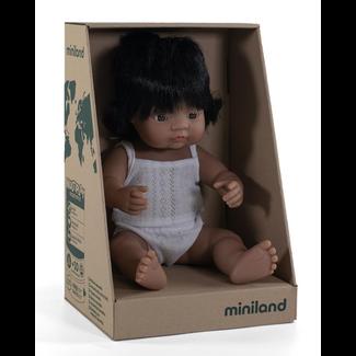 Miniland Pop Latijns Amerikaans meisje