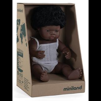 Miniland Pop Afrikaans meisje