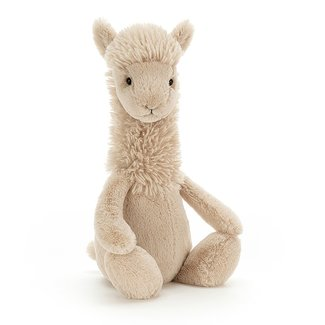 Jellycat Knuffel Bashful Llama - Lama | Medium