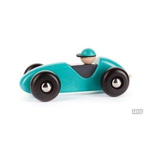 Bajo Raceauto - LR Car | Blauw