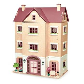 Tender Leaf Toys Poppenhuis Hall Fantail