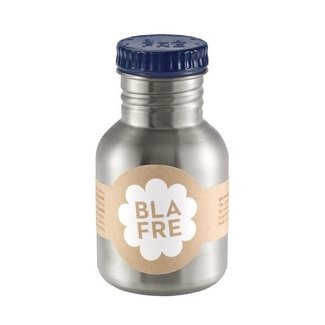 Blafre Stalen drinkfles 300ml | Navy