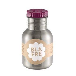 Blafre Stalen drinkfles 300ml | Plum Red