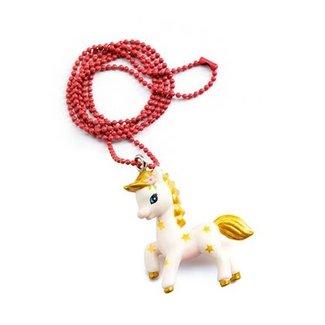 Djeco Ketting Lovely Charm | Pony